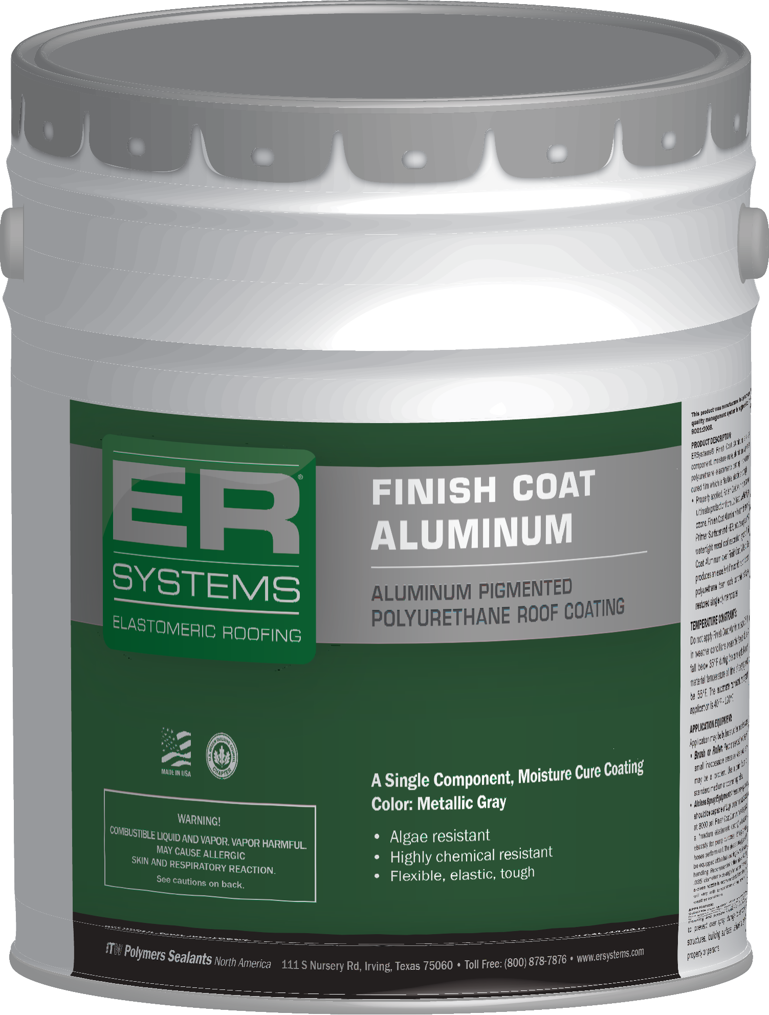 ER Finish Coat Aluminum 5g Pail 2016-04-29 [MOCKUP]